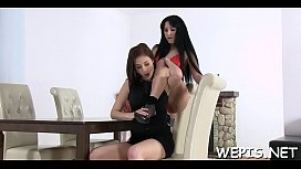 They get drilled after pissing