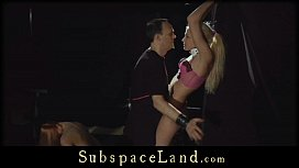 Helpless caught blondes utilized...