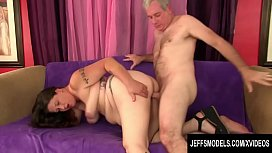 Jeffs Models - Hairy Fat Mommy Kailie Raynes Doggystyle Compilation Part 3
