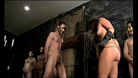 Hard Ballbusting Kicks From...