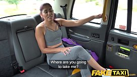 Fake Taxi Sahara gets...