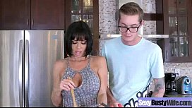 Hard Sex With Bigtits Hot Housewife (veronica avluv) clip-29