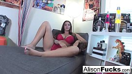 Big tittie hottie Alison...