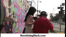 Mom going black 18