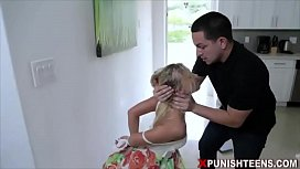 Disobeying stepdad leads to...