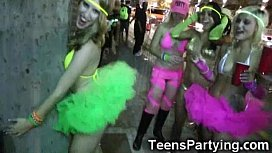 CRAZY teens Partying...