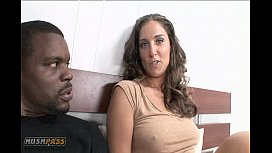 Sweet southern Kimber Troy fucking a big black cock