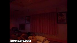 Japanese couple oral and fuck in hotel room