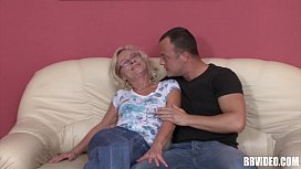 Blonde mature german hoe...