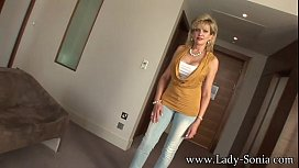 YouPorn - Lady Sonia anal...