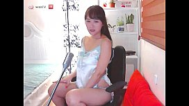 Korean Girl Webcam Show...
