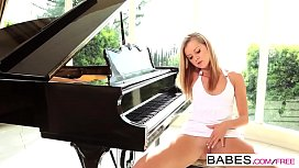 Babes - THE PIANO LESSON...