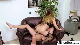 Office Sex With Horny Slut Girl With Big Tits vid-13