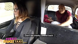 Female Fake Taxi Fit...
