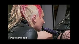 Wasteland Bondage Sex Movie...