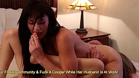 Bianca Breeze Has Her Asshole Licked By Step Mommy