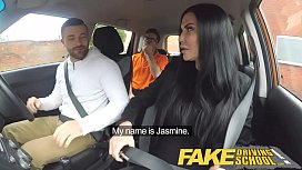 Fake Driving School lucky...
