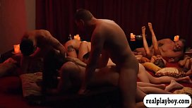 Married people groupsex in the mansion xxx video