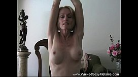 Amateur GILF Pleasures Her s.