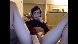 Young Transsexual With Short...