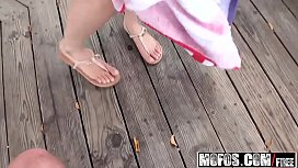 Jessi Grey - Outdoor Sex...