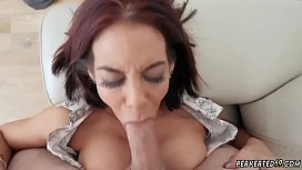 Silicone milf anal and brunette striptease Ryder Skye in Stepmother