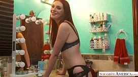 Naughty America - Fuck the Party, You&rsquo_d Rather Fuck Your Wife Maya Kendrick