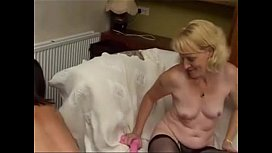 British milf with younger...