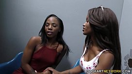 Jezabel Vessir and Sarah...