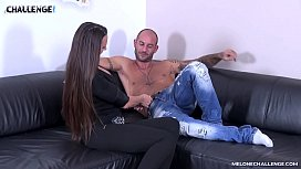 Mea Melone Gets an Ass Creampie from Hung Stud Mike Angelo
