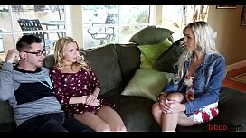 Anal doesn'_t count says mom to virgin daughter- Alina West