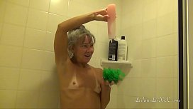 Shower with Leilani Lei