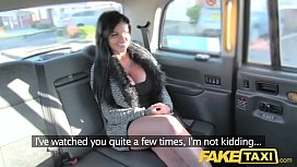 Fake Taxi Frustrated busty...