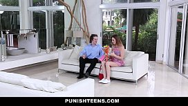 PunishTeens - Hot Girl Wants...