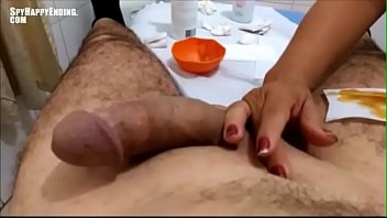 After Waxing She Turns The Lights Off Spyhappyendingcom thumbnail