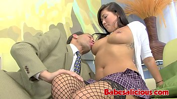 Babesalicious Promiscuous Asian Bang Her Friends Father