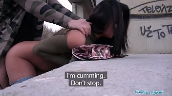 Public Agent Outdoor Orgasms For Serbian Beauty thumbnail