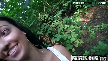 (Casey Jordan) - Euro Girl Cheats on Her Boyfriend - Public Pick Ups