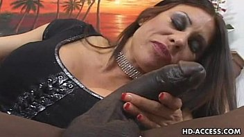 Mature big black dick
