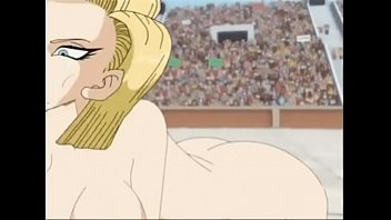 New hentai video of android 18 sucking and fucking