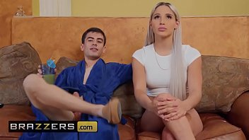 (Abella Danger) - Shower Curtain - Brazzers 10 min
