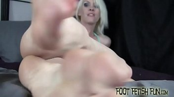 5 lesbians having sex - My feet will feel so good on your rock hard cock