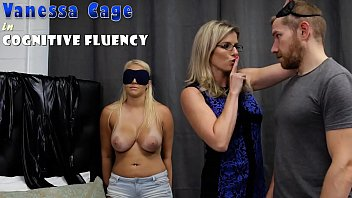 Hot Step Daughter Tricked into a Threesome with Mom and Step Dad - Cory Chase and Vanessa Cage 22 min