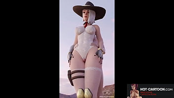 Toon porn collection gaming overwatch fortnite