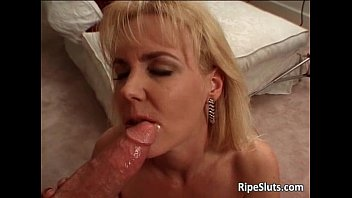Ripe fish boobs Sexy blonde milf bitch takes stiff white