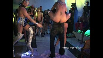 My frist swingers party Hot lesbian fuck show drives swing party milfs wild long edit