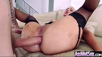 Anal Sex Tape With Big Wet Round Ass Oiled Girl (jenna ivory) movie-18
