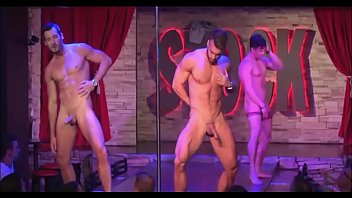 Gay bar storm trooper - Fitness model alfie cinematic striper in bar gay