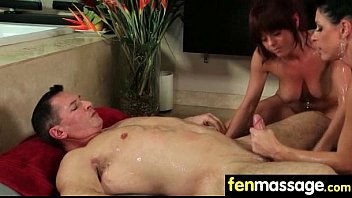 Massage Couple  Both Get Happy Endings 7 Endings 7