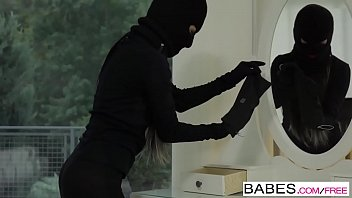 Babes - On The Sneak  starring  Jason and Lexi Dona clip 8 min